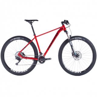 ROZZO BOOST 50 horské kolo červená metalíza 29 vel. 21