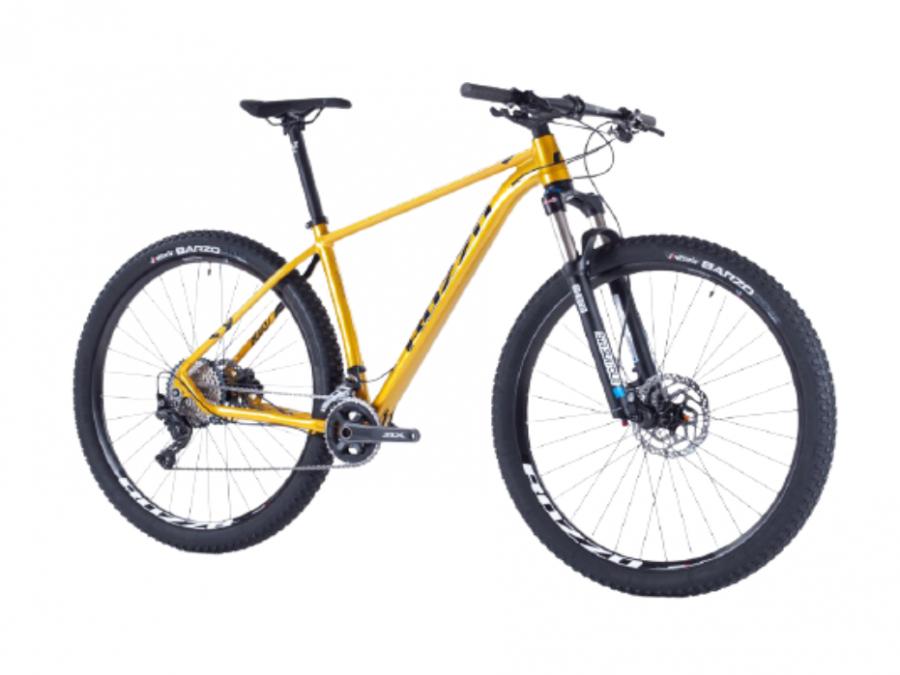 ROZZO BOOST 50 horské kolo zlatá metalíza 29 vel. 19